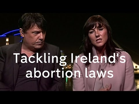 Abortion in Ireland: Graham and Helen Linehan campaign to liberalise the law