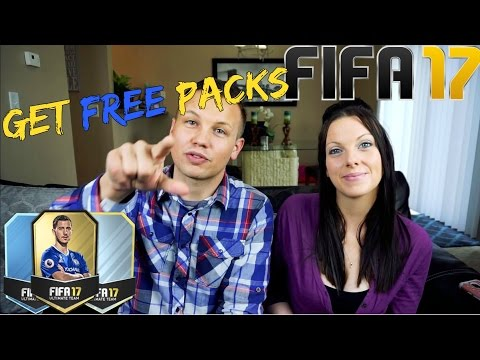 FREE FIFA 17 PACKS!!! How To Get FREE FIFA 17 Packs