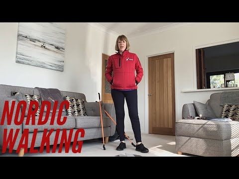 Nordic Walking Warm Up Exercises