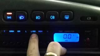 видео Бортовой компьютер на ВАЗ 2115: обзор штатного прибора, инструкция по подключению, как настроить