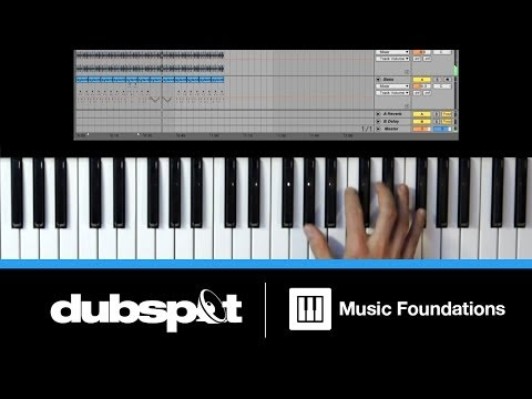 Music Foundations Tutorial: Using Seventh Chords For Harmonic Progression Pt.3 Dominant 7th (Dom7)