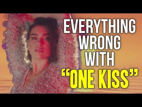 Everything Wrong With Dua Lipa, Calvin Harris -