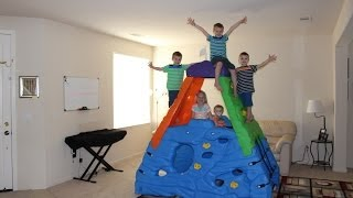 Step 2 Skyward Summit Mountain Climber Coolest Toy EVER Review