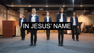 focim in jesus name dance video
