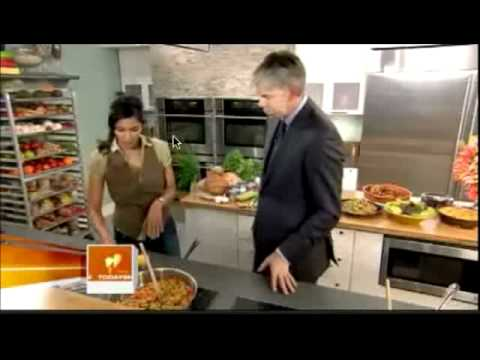 Padma Lakshmi On The Today Show