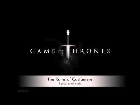 The Rains of Castamere [background music] [No voice]