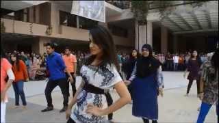 OFFICIAL VIDEO - Inaugural Flash Mob of PHARMA FEST 2014 by NSU Ph C