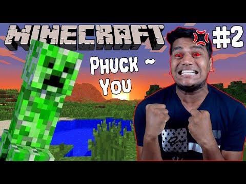 I Raged So Hard In Minecraft...... - Part 2