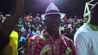 Dr Congo Fans During Dr Congo Vs Cape Verde  22/01  - Orange Africa Cup Of Natio