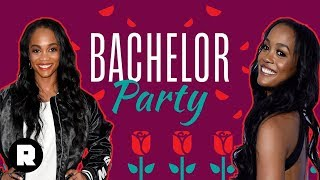 Rachel Lindsay on Arie, Kevin Durant, & How Trump Ruined Her Fantasy Suite | Bachelor Party (Ep. 5)