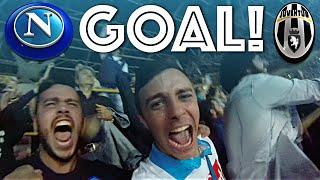 NAPOLI 2 - 1 JUVENTUS | FIUS GAMER ALLO STADIO!!!