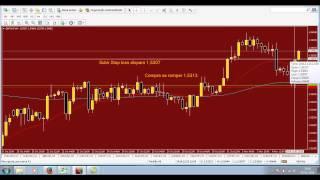 Estratégia de Forex GBPJPY 750 PIPS - Segredo para ficar até o final da tendência
