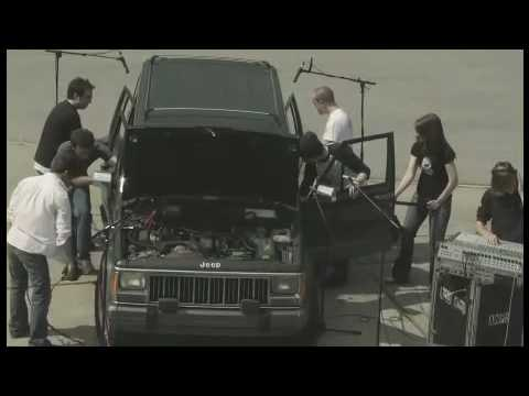 Techno Jeep - YouTube