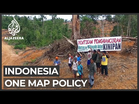 Indonesia's One Map: Concerns of transparency as project ends
