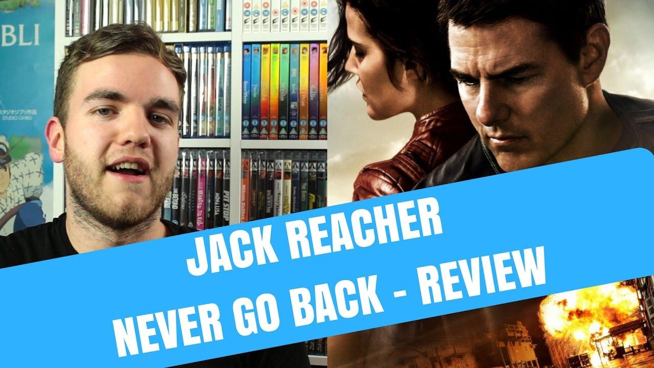 Jack Reacher: Never Go Back - Film Review - YouTube