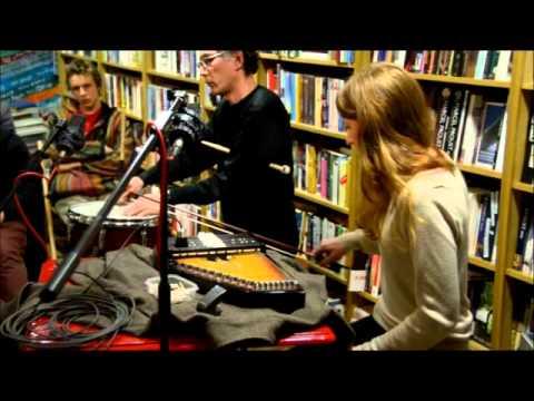 Sarah Hughes & Seijiro Murayama @ The Albion Beatnik Library
