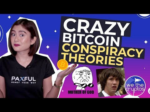 CRAZY Bitcoin Conspiracy Theories 🤯🤯
