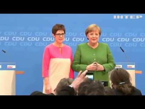 """Операция """"преемник"""": кого Ангела Меркель выдвинула в генеральные секретари ХДС"""