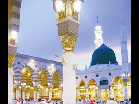 Fajr Athan Madina (Masjid Al'Nabi) in Ramadan 2016