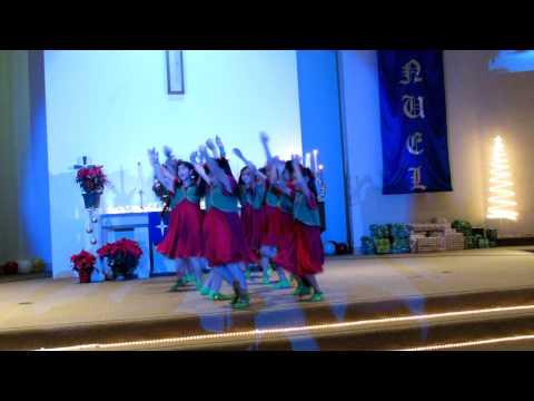 Khúc Nhạc Giáng Sinh -  Mừng Chúa Giáng Sinh 2012 - Việt Lutheran Westminster Ca