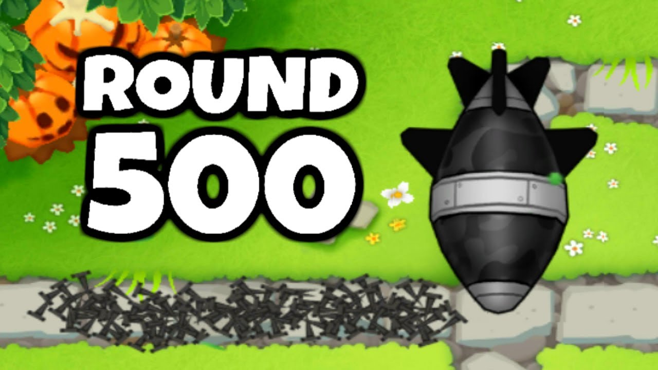 This Is What A Round 500 DDT Looks Like (Bloons TD 6)