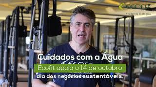 Cuidados com a água Ecofit Club