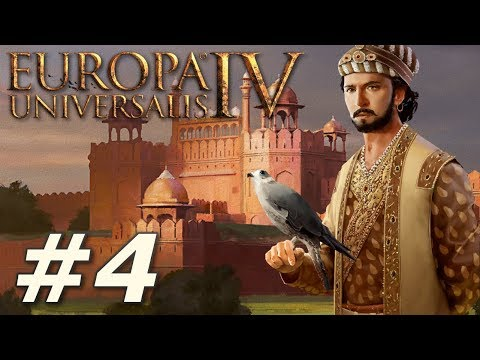 Europa Universalis IV: Dharma  True Heir of Timur  Part 4