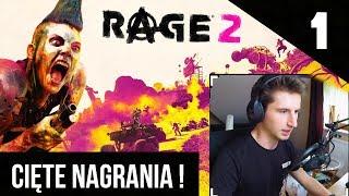 #1 RAGE 2 Gameplay PL / Zagrajmy w / Pierwszy ODCINEK _ #cięte