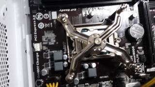 CPU Upgrade for the Transcoding Computer