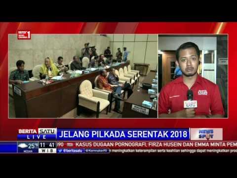 171 Daerah Akan Ikuti Pilkada Serentak 2018