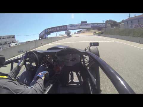 Ariel Atom 3 @ Laguna Seca August 2014 Session #3