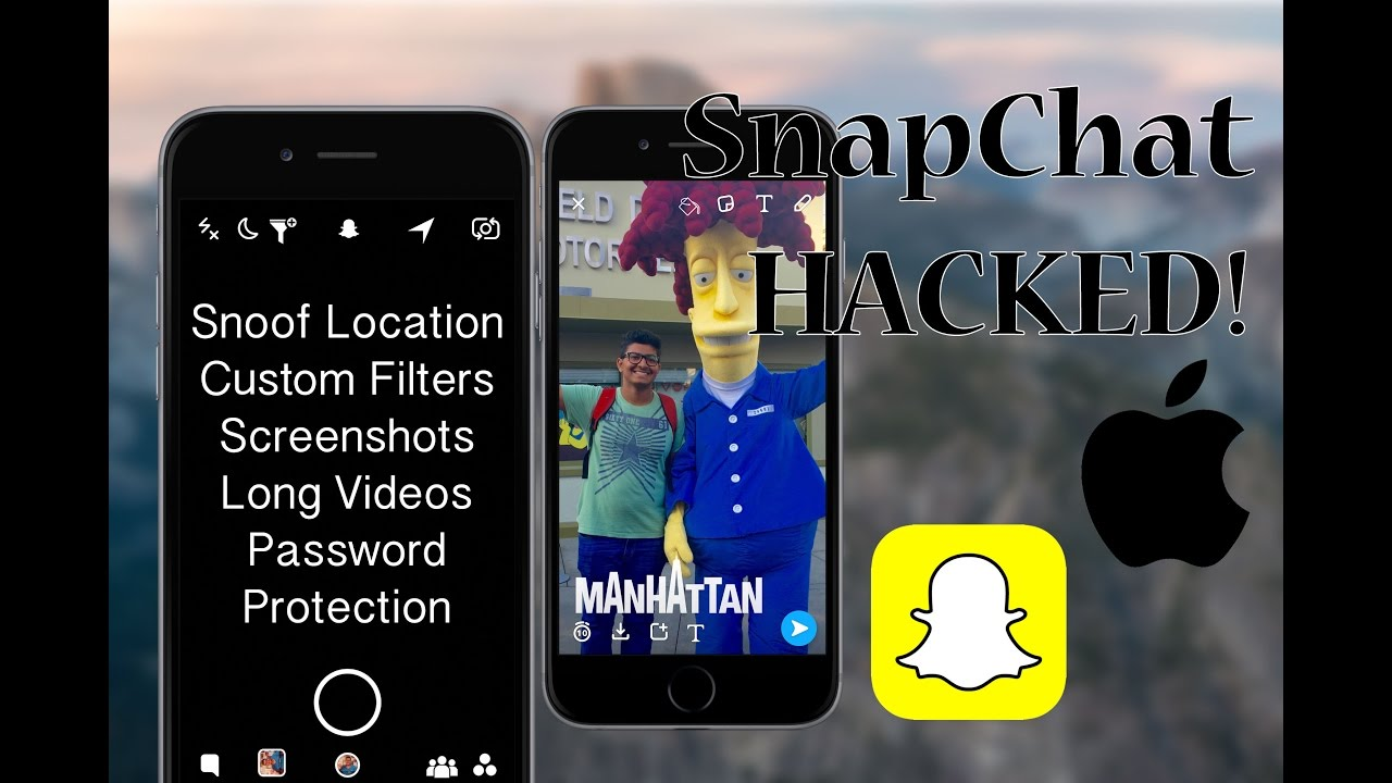 snapchat hack iphone snapchat no jailbreak amp free ios 10 iphone 1910