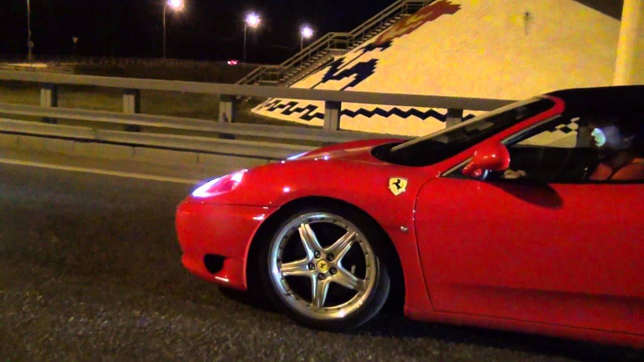 Ferraris overraskning