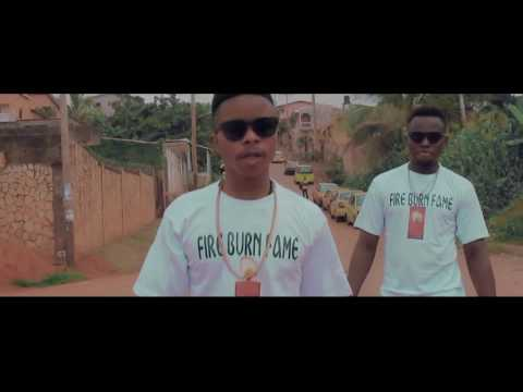 Mail-B_fire burn fame ft.Dbblid ( official video) by 5-thez