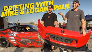LOGAN PAUL & MIKE MAJLAK GO DRIFTING!