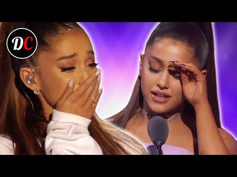 Ariana Grande przechodzi załamanie nerwowe? #StayStrongAri