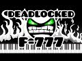 Synthesia Piano Tutorial F 777 Deadlocked Geometry Dash Lvl 20 mp3