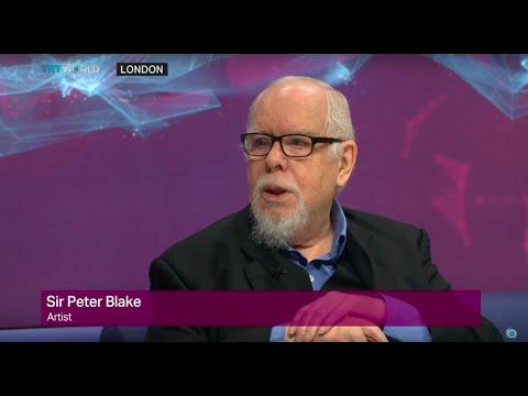 Showcase: British Pop Art Pioneer Sir Peter Blake on his Portraits
