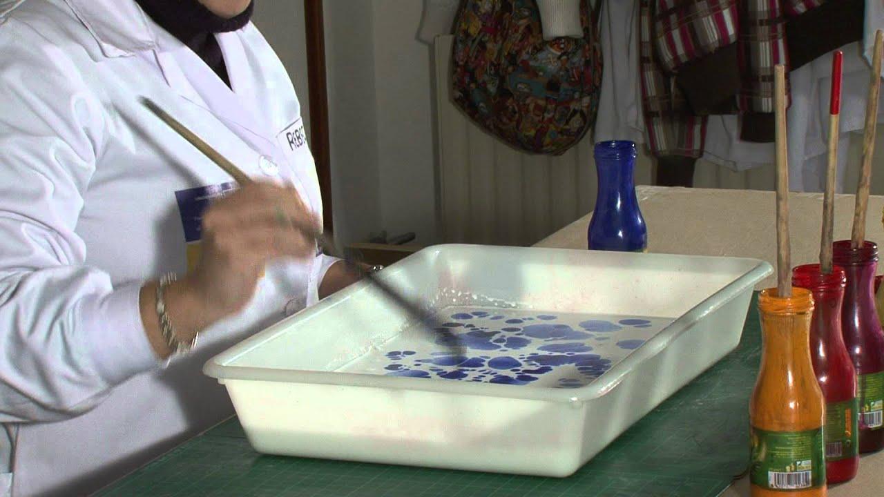 Recursos did cticos escuela taller los fresnos papel - Papel pintado a mano ...