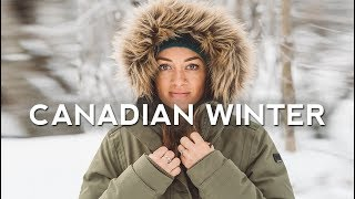 How to Survive Canadian Winter Like a True Canuck
