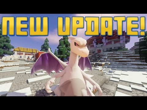 New Special Pokemon How To Get Them Pixelmon Update