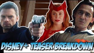 "Marvel Studios Disney+ Shows | ""Big Game"" Spot Breakdown (Shot by Shot)"