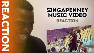FULL REACTION to Singappenney Music Video | Thalapathy Vijay, Nayanthara | A.R Rahman | Atlee