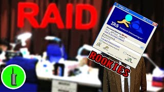 Telling Scammers They're Getting Raided - The Hoax Hotel