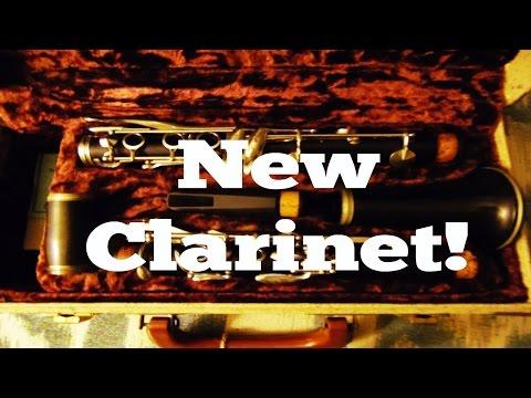 I Got A New Clarinet!