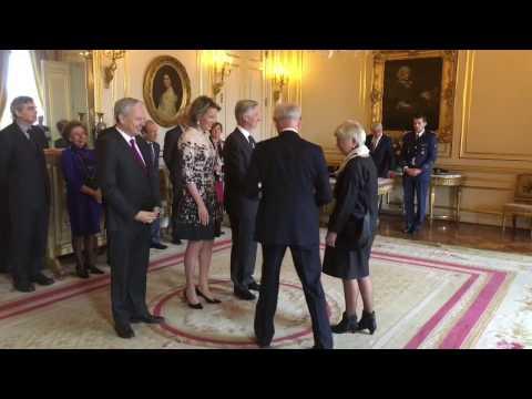 Herman van Rompuy in nobility