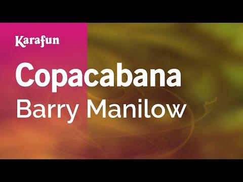 Karaoke Copacabana - Barry Manilow *