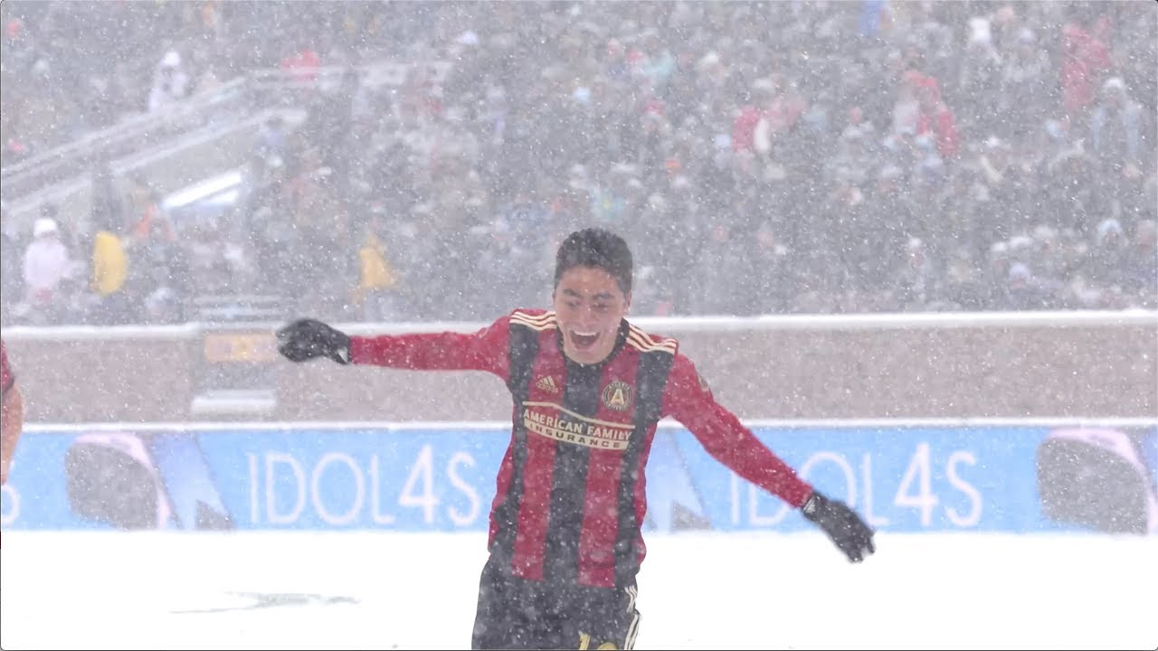 Miguel Almirón's best moments with ATL UTD