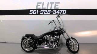 2008 Harley Davidson Fxcwc Rocker C * For Sale * Southfloridaharleys.com