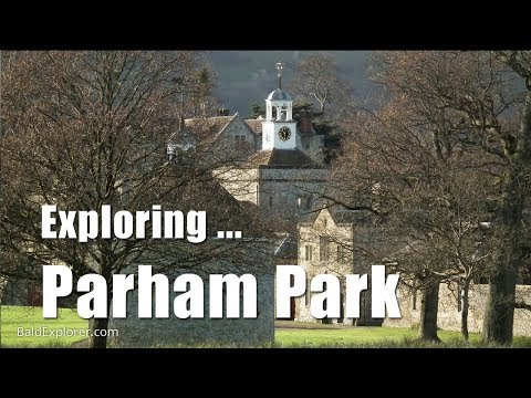 Walks in Sussex: Exploring Parham Park, West Sussex